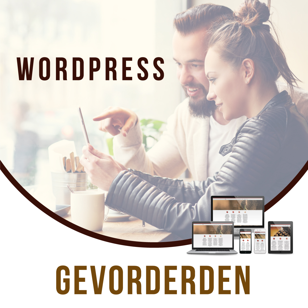 Cursus Wordpress voor gevorderden in Apeldoorn